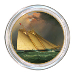 C112-Schooner Left Coaster
