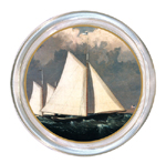 C114-Two Schooners Coaster
