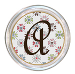 C897-Retro Daisy Personalized Coaster