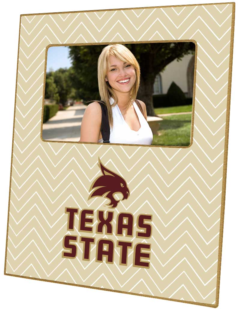 F5811-Texas State University Picture Frame