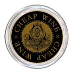 C2882 - Cheap Wine Coaster Black
