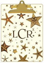 CB1416 - Starfish Personalized Clipboard