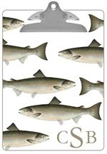 CB2720- Salmon Personalized Clipboard