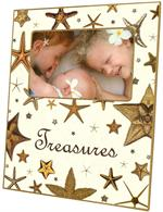 F1416-Starfish Personalized PictureFrame