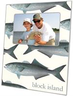 F1521-Bluefish Picture Frame