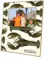 F1542-Fresh Lobsters Picture Frame