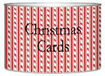 L1239 - Candy Cane Stripe Letter Box