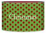 L1712 - Christmas Big Dot Letter Box