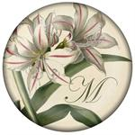 PW2652 - Antique Lilies Paperweight