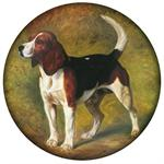 PW314- Beagle Paperweight