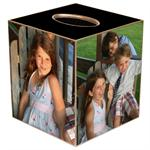 Custom Tissue Box Covers