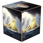 Nautical Tissue Box Covers