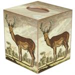 TB1159 - Deer Tissue Box Cover