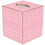 TB1178 - Spring Pink Tissue Box Cover