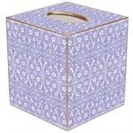 TB1180 - Spring Lavender Tissue Cover Box