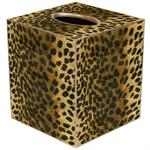 TB1270 - Jaguar Tissue Box Cover