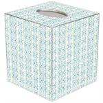 TB1427 - Seaside Stripe Tissue Box Cover