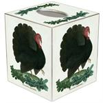 Thanksgiving Tissue Box Covers & Wastepaper Baskets
