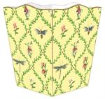 WB875 -Bugs & Blooms Wastepaper Basket