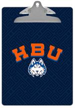 Houston Baptist  University Clipboards