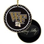 Wake Forest University Christmas Ornaments