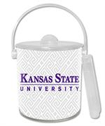 Kansas State University Ice Buckets