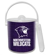 Northwestern University Ice Buckets