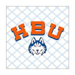 Houston Baptist  University Plates