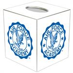 United States Air Force Academy Tissue Box Covers