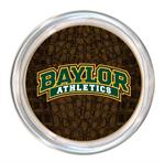 C3102-Baylor Athletics on Brown Crock Coaster
