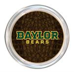 C3103-Baylor Bears Green With Gold Detail Coaster