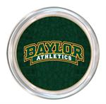 C3107-Baylor Athletics on Green Crock Coaster