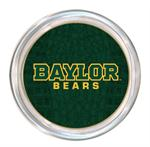C3108-Baylor Bears on Green Crock Coaster