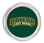 C3120-Baylor Lady Bears on Green Fret Coaster