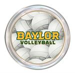 C3127-Baylor Volleyball Coaster
