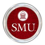 C4506-SMU/Southern Methodist University coaster