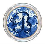 C501-Blue Delft Bird Coaster