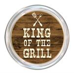 C8272- King of the Grill Coaster