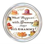 C8317-What happens with Grammy stays with Grammy Coaster