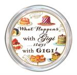 C8319-What happens with Gigi stays with Gigi Coaster