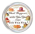 C8320-What happens with Yia Yia stays with Yia Yia Coaster