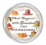 C8321-What happens with Grandma stays with Grandma Coaster