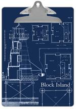 Pw2700 antique lighthouse blueprint paperweight cb2700 lighthouse blueprint clipboard malvernweather Gallery