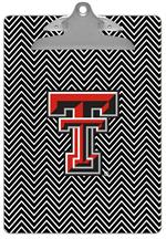 Texas Tech University Clipboard