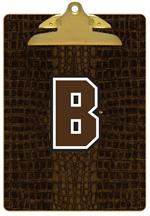 CB5102-Brown University Clipboard