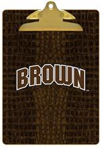 CB5103-Brown University Clipboard
