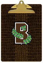 CB5105-Brown University Clipboard