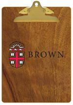 CB5106-Brown University Clipboard