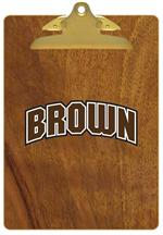 CB5107-Brown University Clipboard