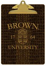 CB5118-Brown University Clipboard